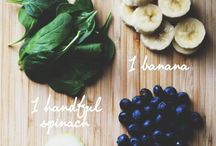 Smoothies, Juices and Healthy Drinks / by Crystal Cusimano