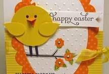 Easter cards / by Donna Pratt