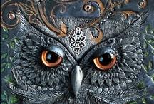 Artful Birds    / Birds expressed as art / by Lin Kerns