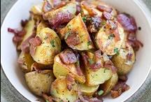 Potatoes / by Cindy Stevens