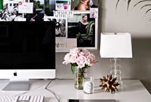 Office / by Crystal Cusimano