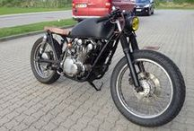My café racer project, GS550, Suzuki / Build a café racer over 2-3 years, but driving EVERY summer