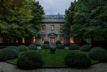 Home Exteriors / by Crystal Cusimano