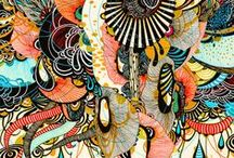 Patterns & Prints / by Kayla Welch