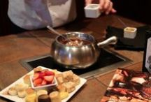 Fondue Recipes / A collection of recipes from The Melting Pot and our fondue cookbook.