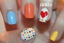 Nail Art / by Najla Silva