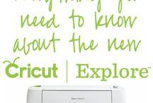 Crafty Cricut explore / Best machine on the planet!