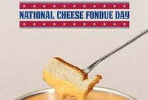 2015 National Cheese Fondue Day / Our favorite holiday. April 11. Are you a member of Club Fondue? Sign up for Club Fondue by March 30 for an exclusive offer!