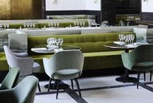 Restaurants Interiors
