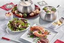 Special Ruby Anniversary Menu / The Melting Pot is toasting to 40 years of fondue and everyday celebrations with a limited-edition special ruby anniversary menu paired with throwback drinks