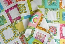 Quilting Knitting Sewing / Things I would love to make but will probably never have time to do. But I still love them. :) #quilting #sewing #knitting #creativeideas #tutorials / by Kristine Mary