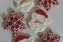 Holidays - Christmas / Christmas decorations, Christmas cookies, Christmas candy, Christmas recipes