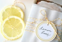 Gifts / DIY gift ideas. / by Genny Allies