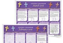 Catholic Lent / Download Lenten resources that help disciples of all ages make special efforts to pray, do penance, and do good works.