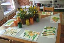 Creative Art Activities / by KCCTO, Inc. (KS ChildCare Training Opp.)