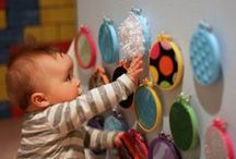 Infants and Toddlers Activities and Ideas / These activities are suggestions and have not been tested by KCCTO staff.