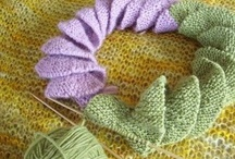 Knit-Scarf / by Linda Cannon