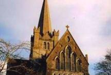 Tuam, County Galway, Ireland / Town where my Crusham relatives originated. AKA Crisham and Clisham.