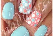 Nail Polish/ Nails / by Laurie Winkelman