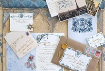 Invitation/Paper Goods Inspiration / by AnnaLiisa White