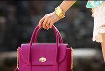 My Bags / OOTD bags