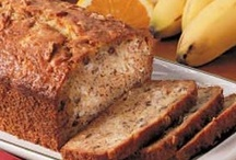 Breads/Breakfast Items / by Ashley 'Sheridan' Clampitt