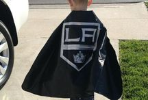 For the love of hockey!! GKG!!! / Go Kings Go!! / by Jennifer McAvoy