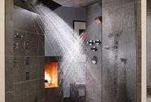 Bathroom / #micasa #home #forthehome #designideas #design #house #bathroom #creative / by Kristine Mary