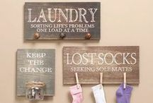 Laundry / by Kristine Mary