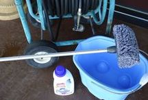 Cleaning Tips, Recipes, Etc. / by Kristine Mary