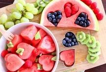 Healthy(er) Foods & Meal Ideas / by Kristine Mary