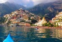 Amalfi Coast / by AnnaLiisa White