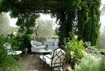 Alfresco / taking place in the glorious open air / by Linda James