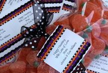 Halloween / Halloween ideas, Halloween crafts, Halloween snacks, Halloween treats, Halloween decorations / by Expressionery