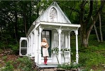 Cute houses to live in