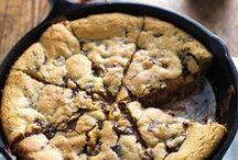 """Cookies, Bars, Brownies: Love 'um with cold milk!  ;) / by Maureen """"Mo"""" Sepulveda"""