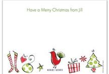 Holiday Stationery / Beautiful, festive stationery for all your cheery Holiday correspondence.  / by Expressionery