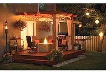Outdoor Ideas & Decor / by Kristine Mary