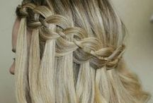 Upięcia / How to do braids and other hairstyles