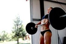*Get Strong / CrossFit and related fitness activities.