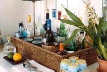 Bar Ware and Home Bars