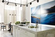 An eclectic group of ideas for the home