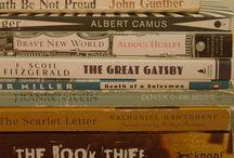 Books Worth Reading / by Brittny Daubenheyer