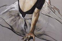 Art inspiration / by Molly Oeltjen