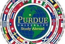 Studying Abroad / by Purdue University