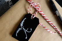 Gifts / Gift Wrapping Ideas
