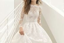 Wedding dresses - Inspiration