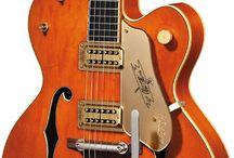 Guitars, amps & sounds. / by Agustin De La Garza