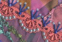 Crochet / Crochet patterns, crochet ideas, crochet jewelry, crochet motifs, afghans, crochet / by Donna Southwell