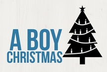 Christmas with Boys / Ever wondered how to make your Christmas have a boy flavor? Looking for ways to help your boys get the true meaning of Christmas? Hoping to find that PERFECT boy gift? Look here for inspiration!